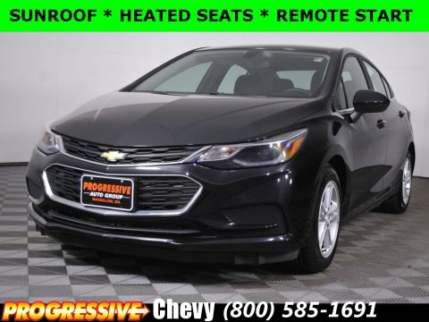 PRE OWNED 2016 CHEVROLET CRUZE LT FWD 4D SEDAN
