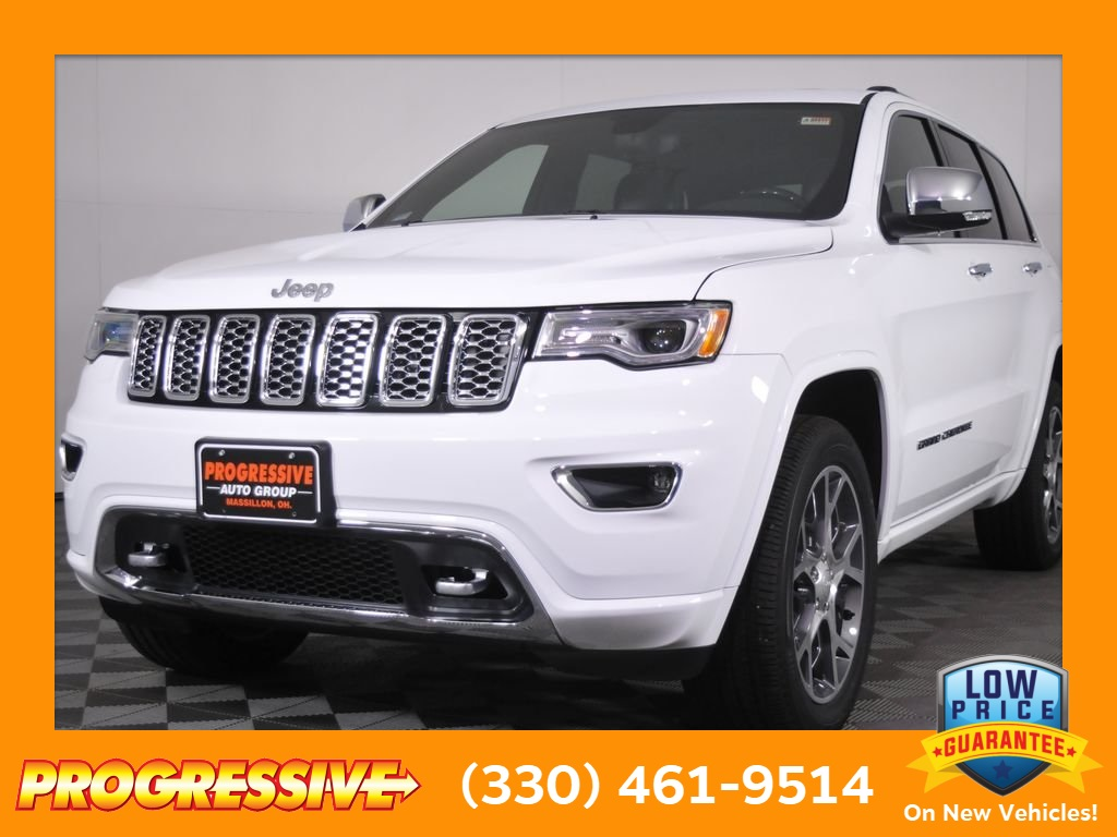 New 2019 Jeep Grand Cherokee Overland Sport Utility In Massillon Towing Wire Harness Hook Up
