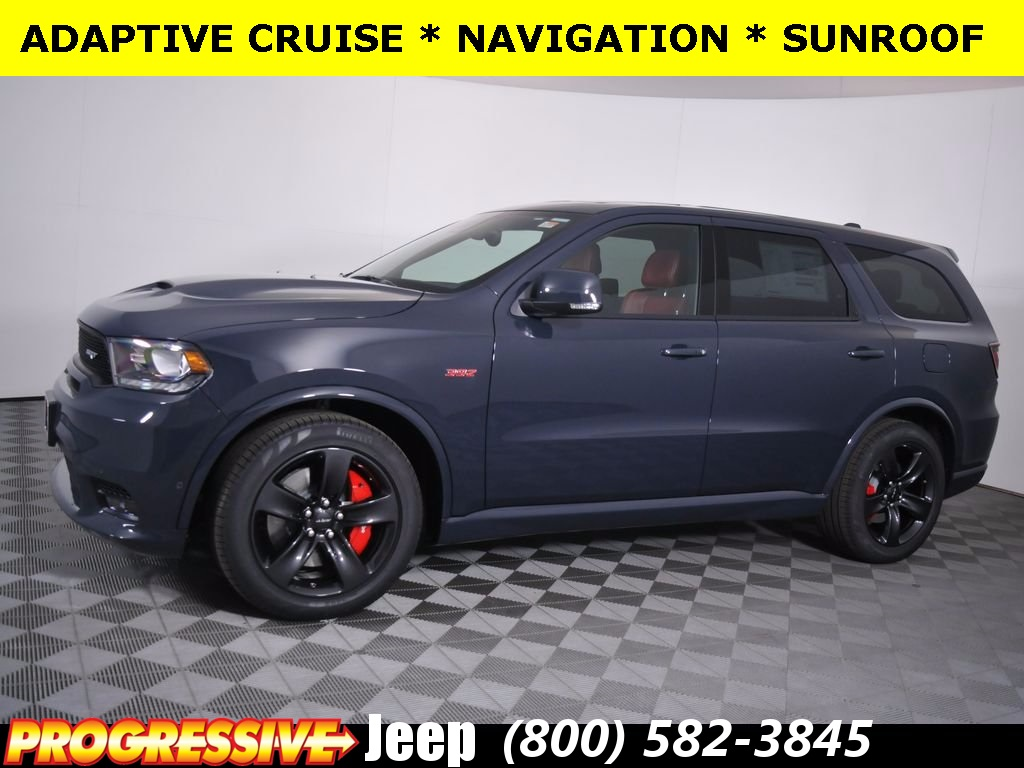 new 2018 dodge durango srt sport utility in massillon d80169 progressive chrysler dodge jeep ram. Black Bedroom Furniture Sets. Home Design Ideas